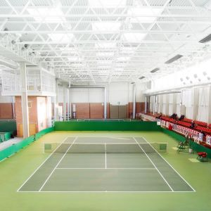 indoor tennis club insurance
